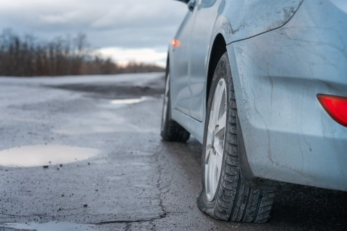 gulfport ms flat tire assistance